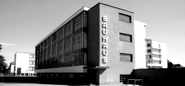 La escuela bauhaus y la importancia del dise o vitale loft for Inicios de la arquitectura