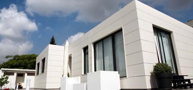 Fachada ventilada olv date de la climatizaci n vitale loft - Precio fachada ventilada ...