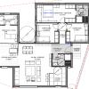 Modelo de casa prefabricada de 126 m2 construidos