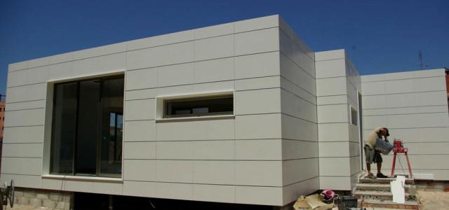 Nueva casa prefabricada en tarragona vitale loft - Viviendas modulares prefabricadas ...