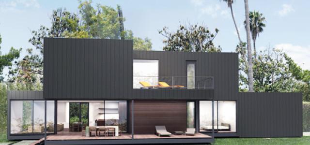 Casas prefabricadas arquitectura h tattoo design bild - Casas prefabricadas economicas ...