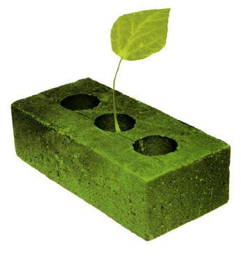 Ladrillo verde