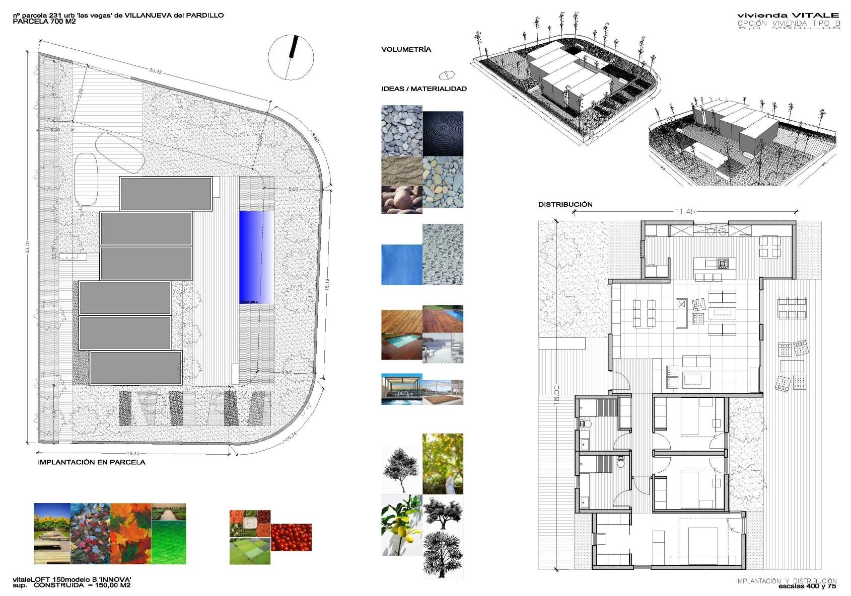Propuestas de diseño Vitale Loft