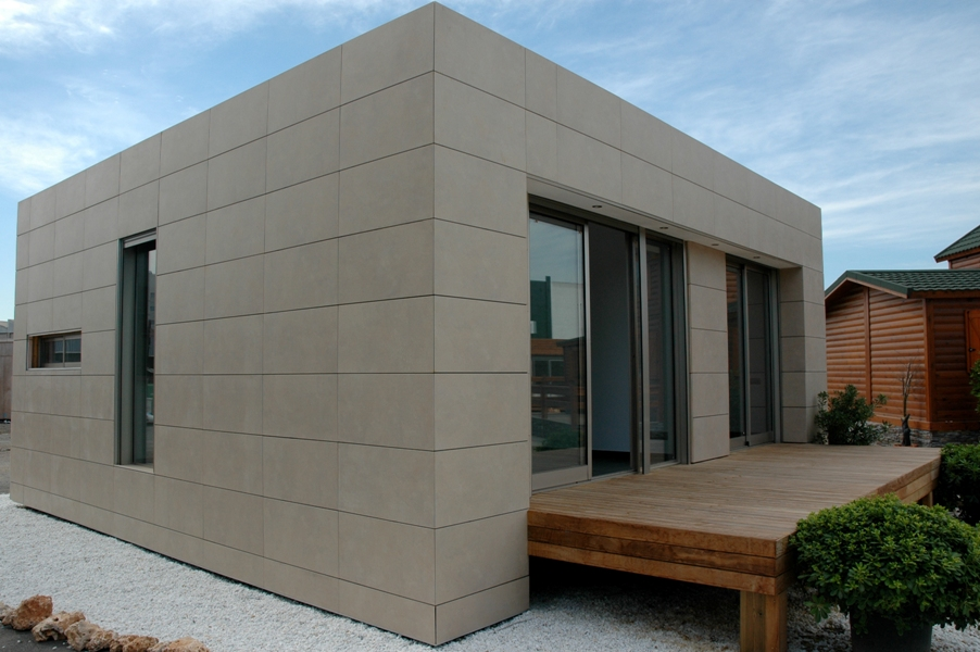 Modelo optima 75 m2 vitale loft for Modelo de casa francesa