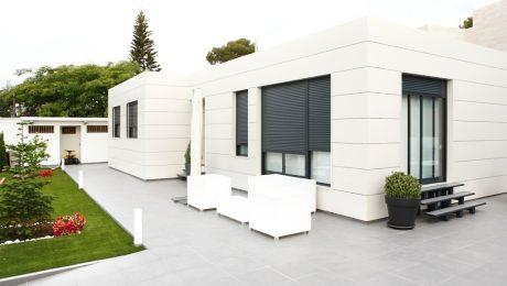 Casa Vitale Loft con vegetación