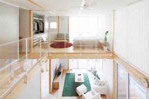 muji house interior