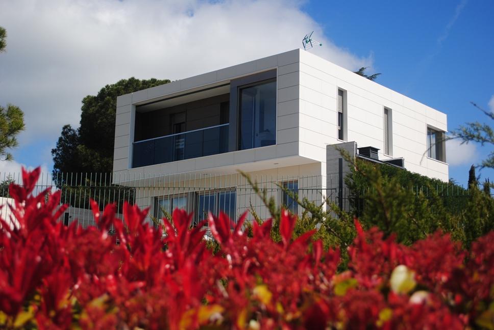 Casas prefabricadas y viviendas modulares imagenes casas for Casas prefabricadas madrid
