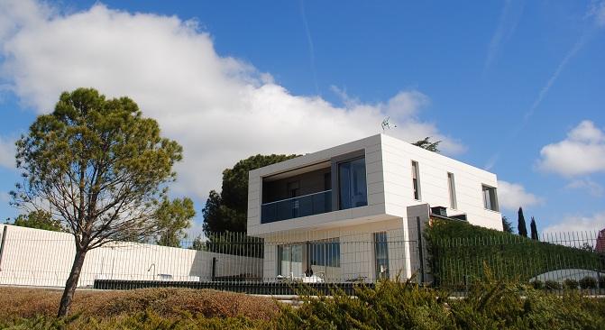 Construcci n de casas prefabricadas en toda espa a precios Casas modernas precio construccion