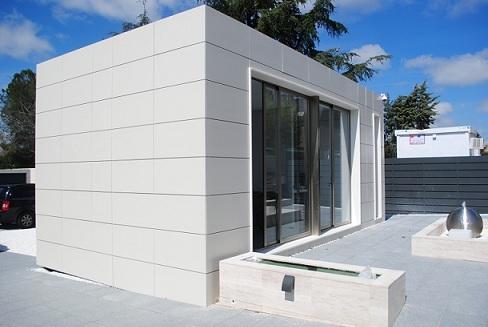 Casas prefabricadas barcelona vitale loft Casas modulares de hormigon precios