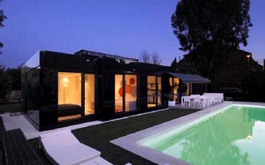 Casas prefabricadas y viviendas modulares como son las for Casas prefabricadas pequenas