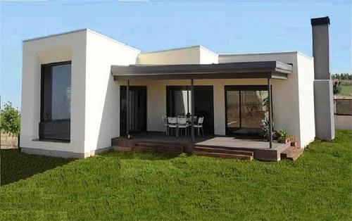 Son m s baratas las casas prefabricadas completo for Casa moderna baratas