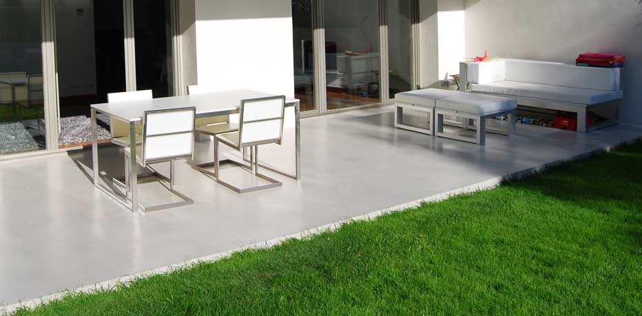 Descubre las ventajas de utilizar microcemento vitale loft - Microcemento para suelos ...