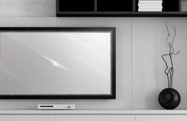 Televisión y espejo Miralay