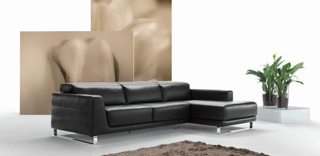 Por qu habr as de escoger un sof de piel vitale loft - Sofas italianos de piel ...