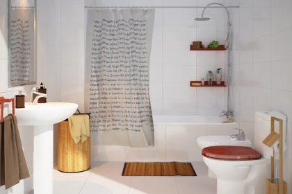 renovación del baño